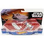 Hot Wheels - Star Wars vozidla Transporter vs X-Wing Fighter1