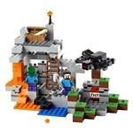 Lego Minecraft 21113 Jeskyně1