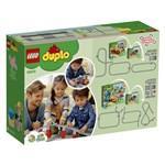 Lego Duplo 10872 Doplňky k vláčku – most a koleje2