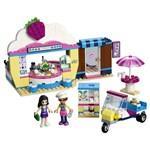 Lego Friends 41366 Olivia a kavárna s dortíky1