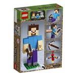 Lego Minecraft 21148 velká figurka: Steve s papouškem2