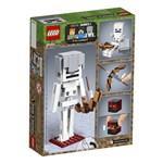 Lego Minecraft 21150 velká figurka: Kostlivec s pekelným slizem2