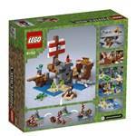 Lego Minecraft 21152 Dobrodružství pirátské lodi2