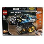 Lego Technic 42095 Kaskadérské závodní auto na dálkové ovládání1