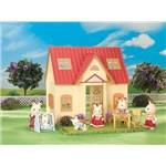 Sylvanian Families Základní patrový dům s příslušenstvím 52421